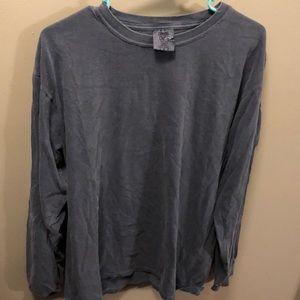 Long-Sleeve Comfort Colors T-shirt